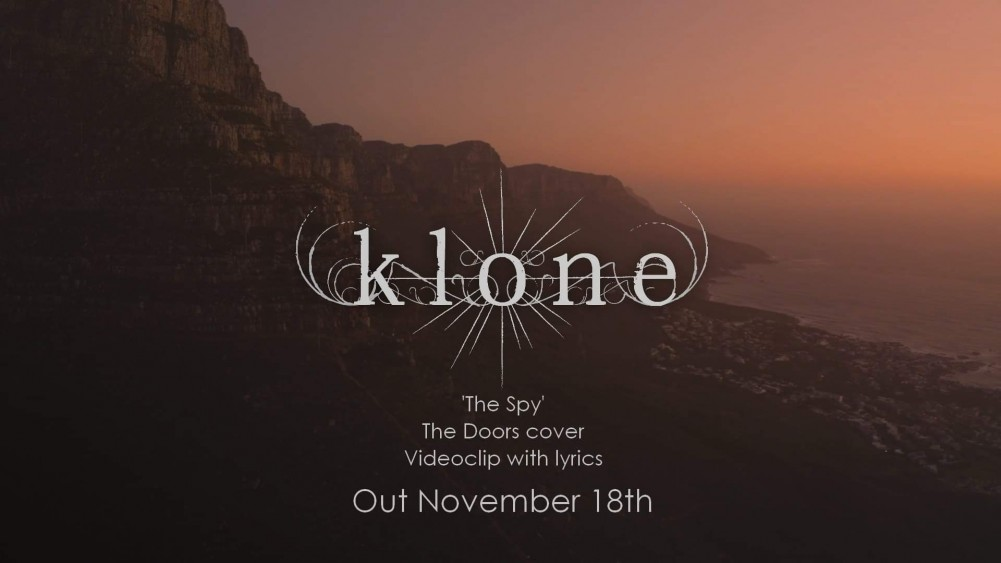 KLONE reprend The Doors avec 'The Spy'