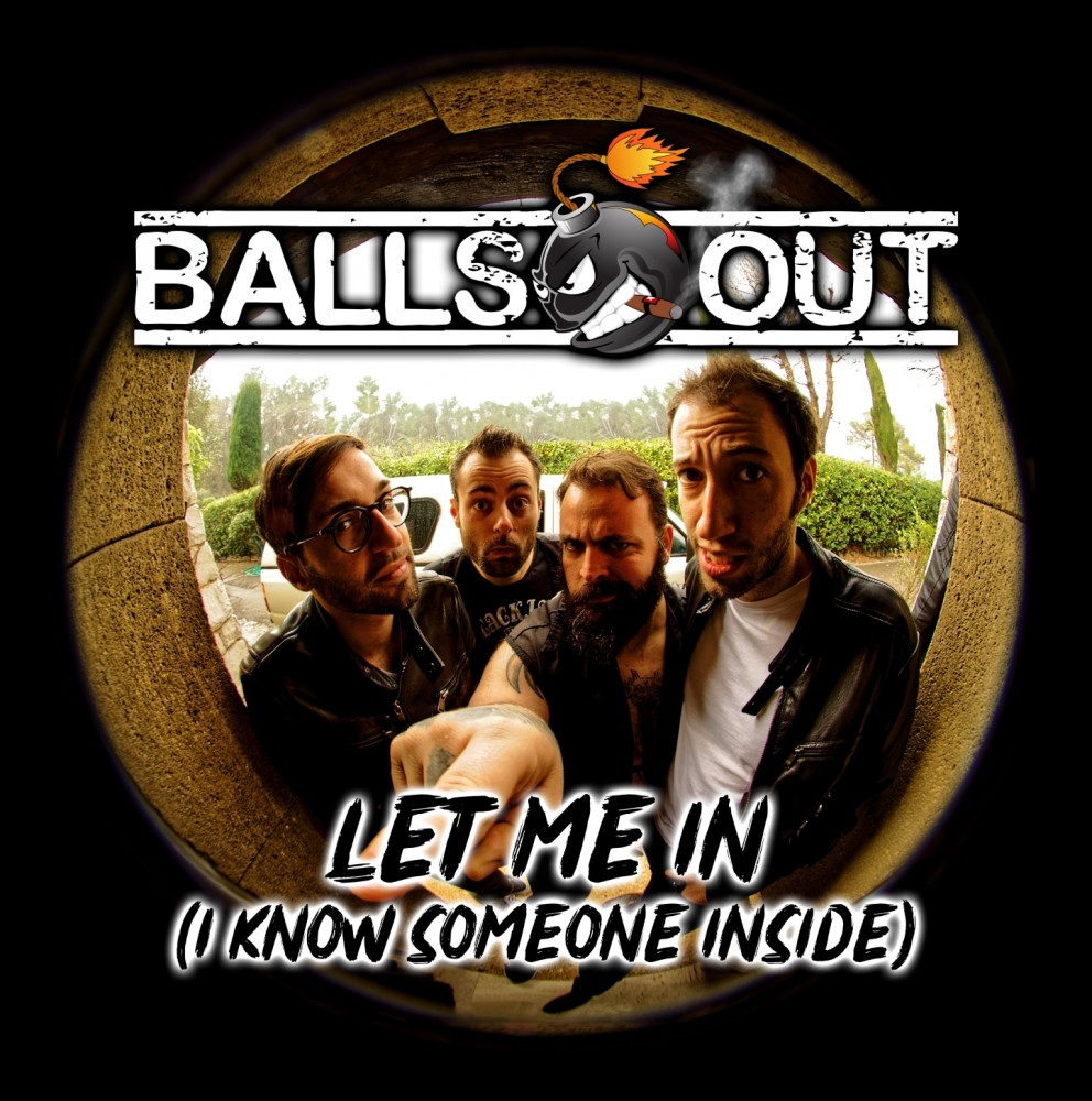 Le nouvel album de Balls Out « Let Me In » entre à la #26 dans iTunes Top 200 Releases France Rock Chart.!!!!