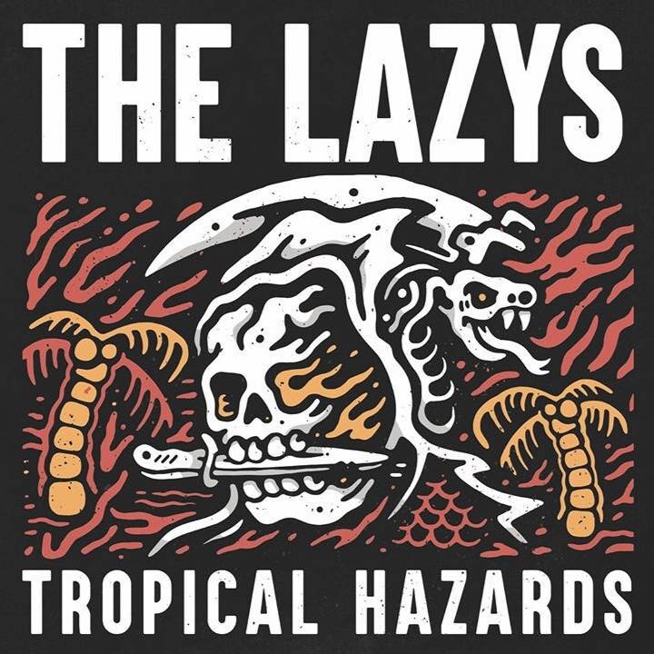Les rockers australiens The Lazys sortent leur nouvelle vidéo pour le single 'Little Miss Crazy', via Golden Robot Records.