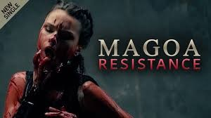 MAGOA nouveau single RESISTANCE