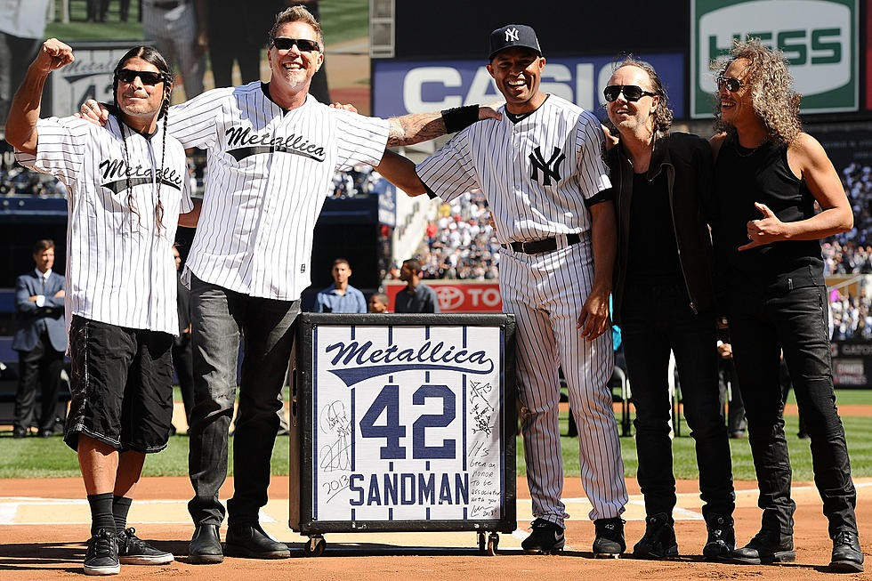 Mariano Rivera, intronisé au National Baseball Hall of Fame and Museum, pas fan de Metallica!