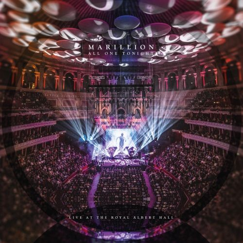 MARILLION : sortie le 27 juillet du DVD ''All One Tonight (Live At The Royal Albert Hall)'' !