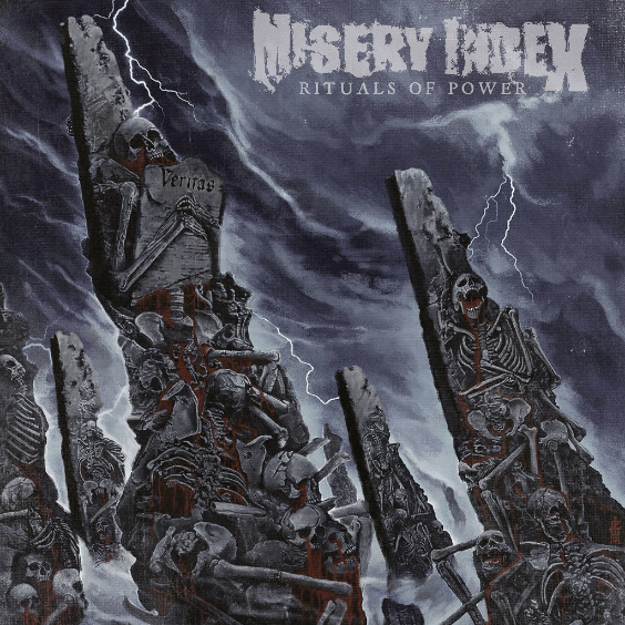 Misery Index dévoile un nouveau single!