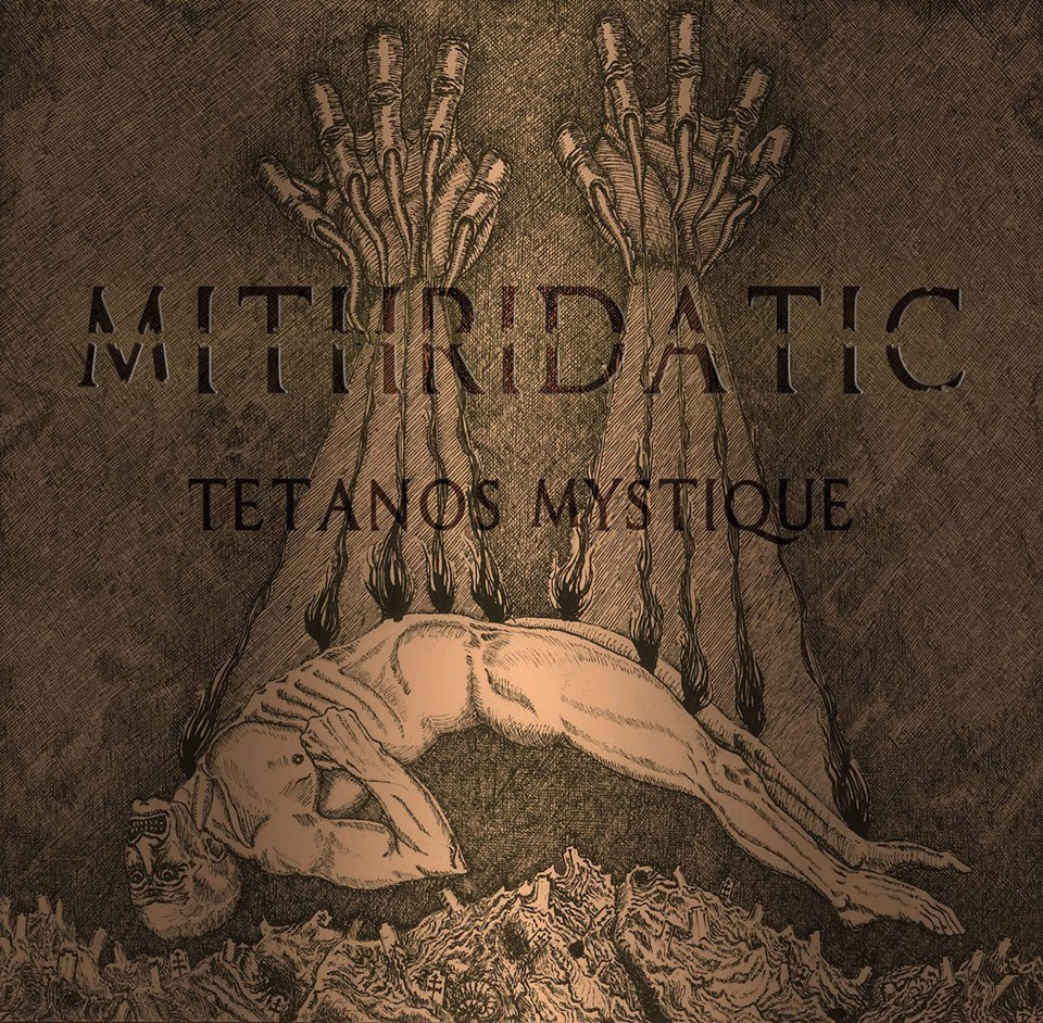 Mithridatic dévoile le titre The Night Torn From Herself
