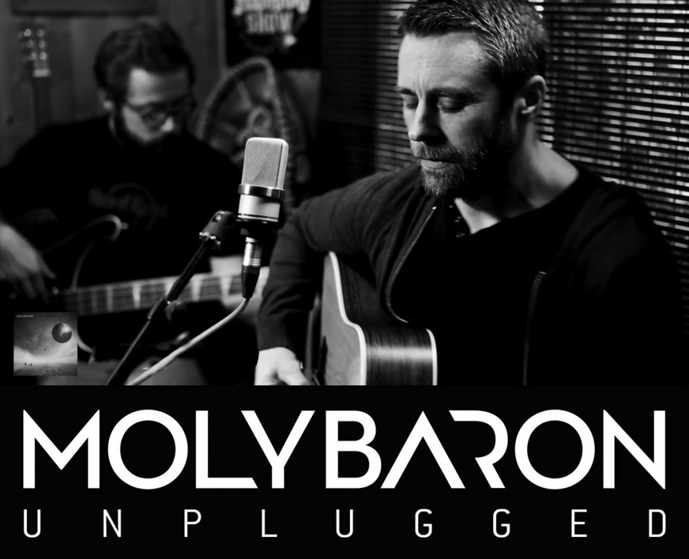 MOLYBARON : ''Moly'' acoustic session!