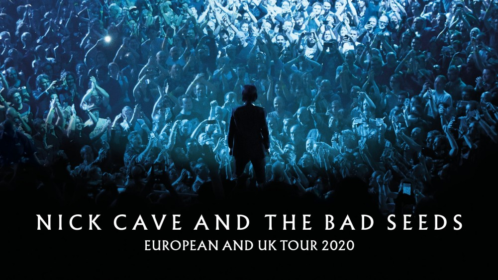 Nick Cave and The Bad Seeds seront au final à Paris le 28/04/2021