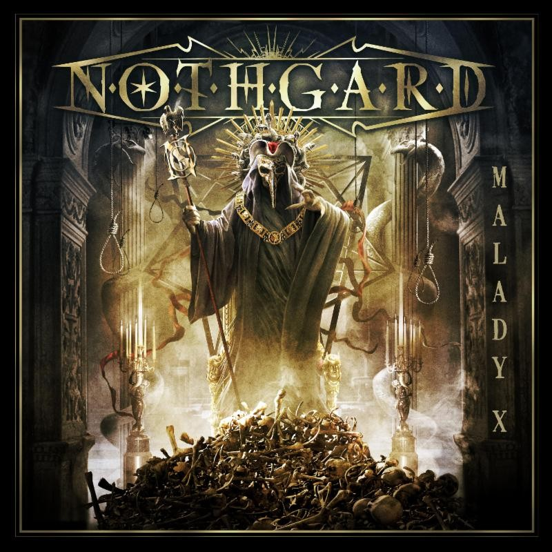 Nothgard, nouvelle vidéo pour le 3ème single 'Fall Of An Empire'!