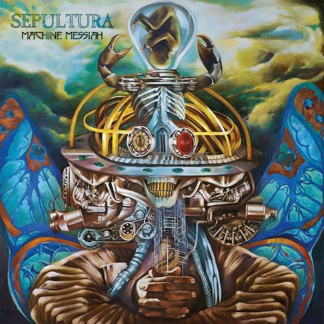 SEPULTURA, nouvel album