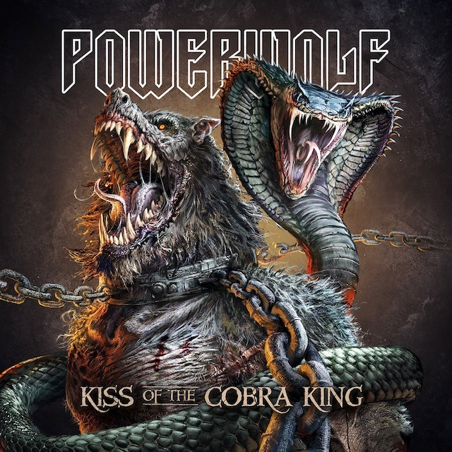 Powerwolf va sortir le clip ''Kiss Of The Cobra King'' le jour de la Toussaint. Découvrez le teaser!