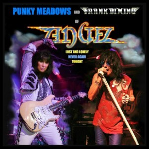 Punky Meadows & Frank DiMino: Single en édition limitée chez Mighty Music!