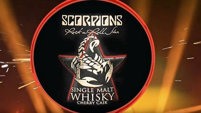 Rock N Roll Star, le Whisky Single Malt de Scorpions! Hips!!!
