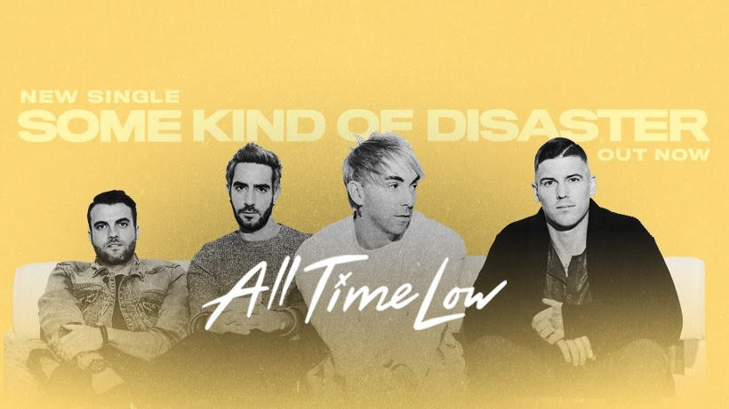 ''Some Kind Of Disaster'' le nouveau single d'All Time Low!