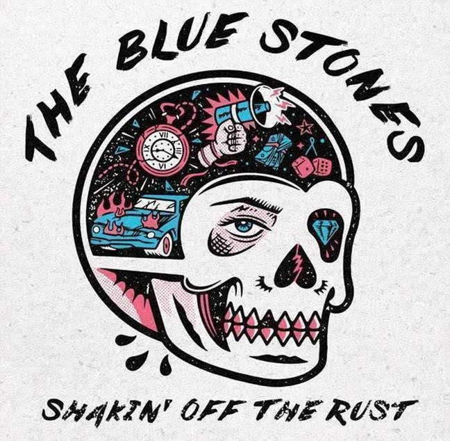 The Blue Stones - Découvrez le clip futuriste de Shakin' Off The Rust!