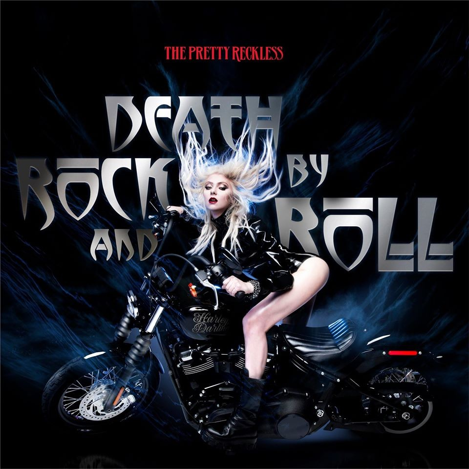 "THE PRETTY RECKLESS partage son dernier single ""DEATH BY ROCK AND ROLL"" !"