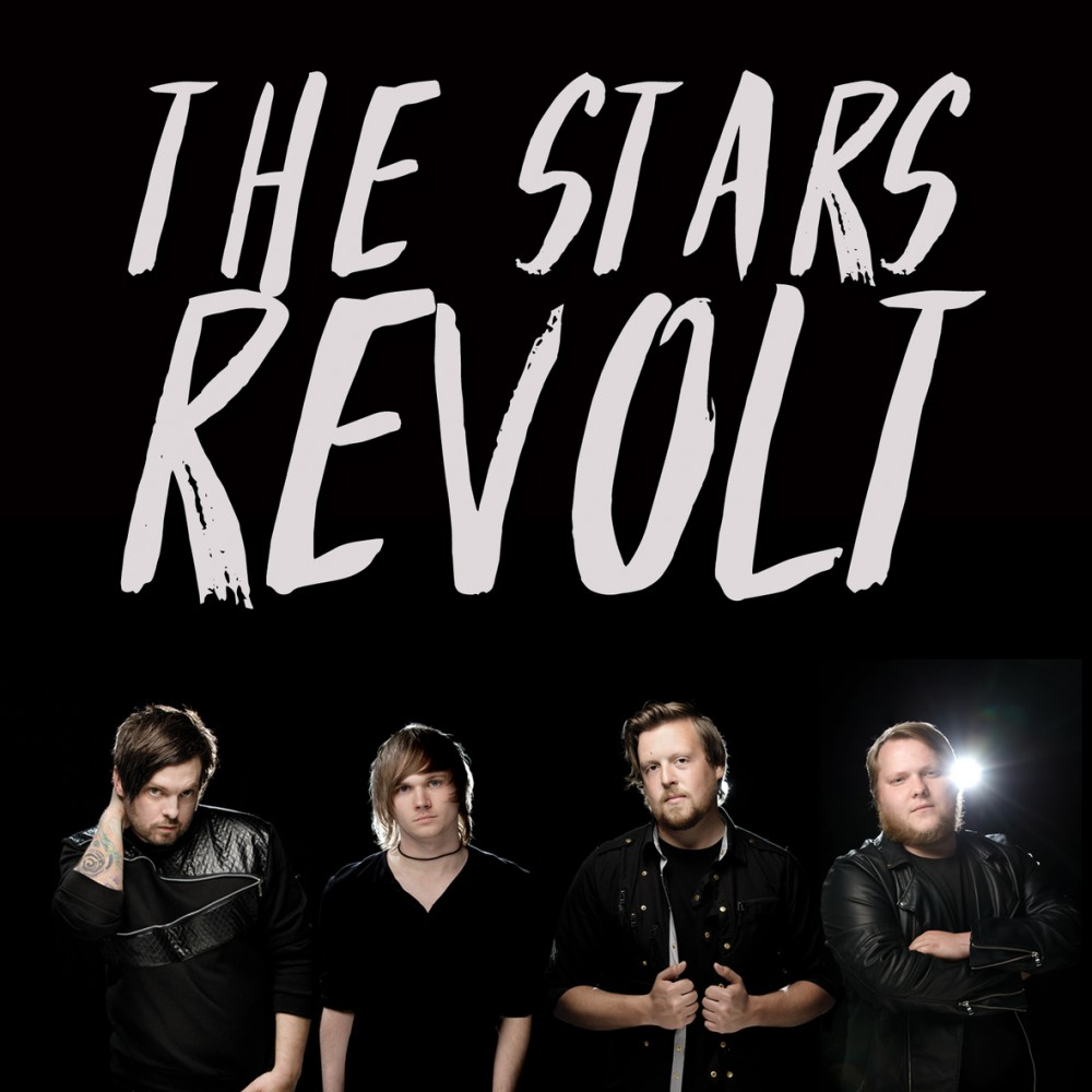 THE STARS REVOLT  : sortie du clip ''Be Careful What You Wish For'', extrait du prochain EP éponyme