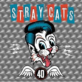 The Stray Cats, video clip & EPK en ligne ! Nouvel album disponible fin mai + 4 festivals en France cet été !