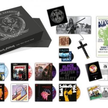Black Sabbath Un Coffret Vinyle Collector Disponible En