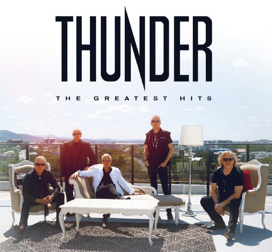 THUNDER, nouvel album ''The Greatest Hits'' à paraitre le 27 septembre