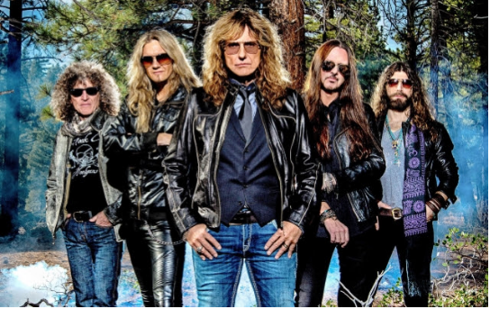'Trouble is Your Middle Name' le nouveau single de  Whitesnake!