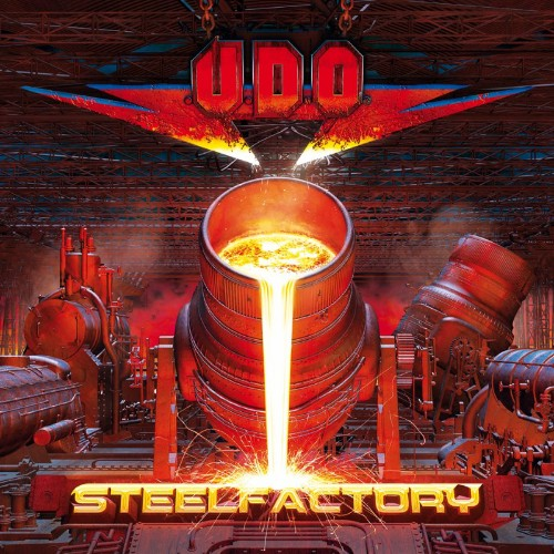 U.D.O : Nouvel album ''Steelfactory''!