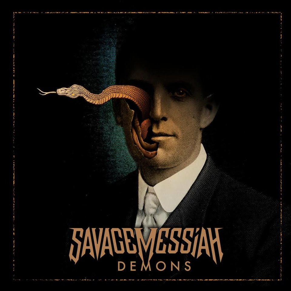Un nouveau clip de l'album ''Demons'' de Savage Messiah