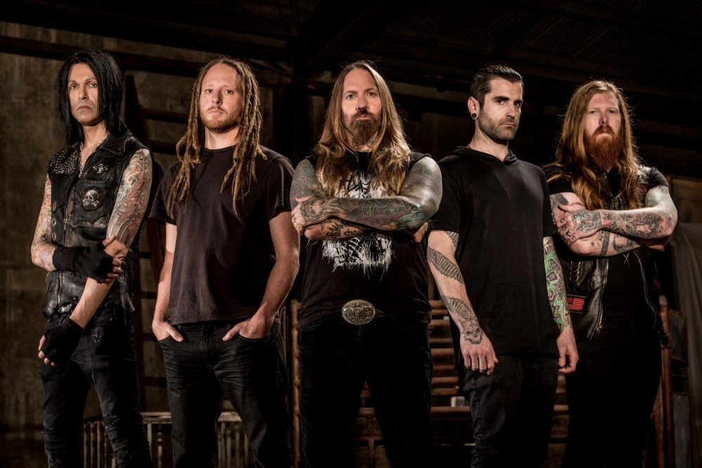 Un premier clip pour le prochain album de DevilDriver : ''Ghost Riders In The Sky''