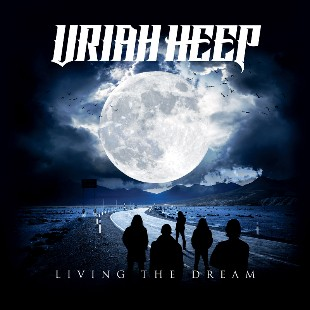 URIAH HEEP : nouvel album + 3 dates en France.