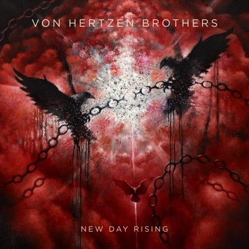 VON HERTZEN BROTHERS: '' To The End Of The World'', nouvelle vidéo lyric!