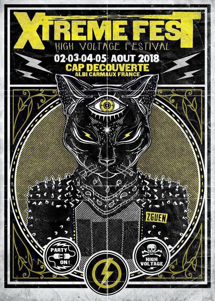 XTREME FEST, l'émission spéciale Heavy Metal Assholes du 7 mai disponible en streaming
