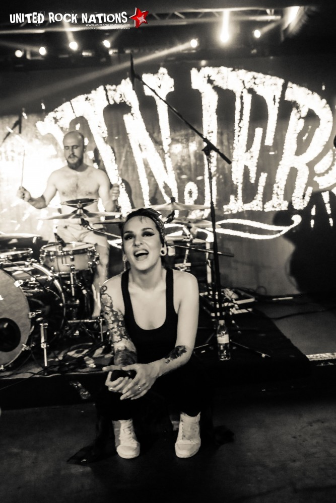 Report Jinjer @ Gibus le 09/05/17
