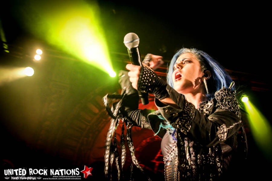 ARCH ENEMY @ BETIZ FEST - DAY II