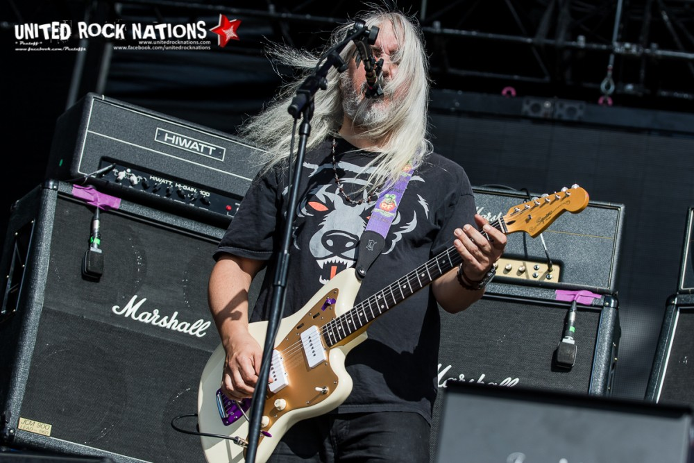 Portfolio DINOSAUR JR. @ Download Festival France J-1!