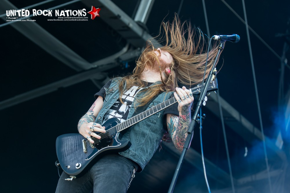 Portfolio DEVILDRIVER @ Download Festival France J-2!