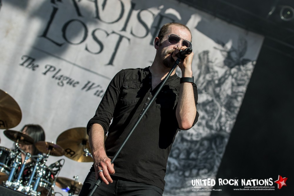 Portfolio PARADISE LOST @ Download Festival France J-2!