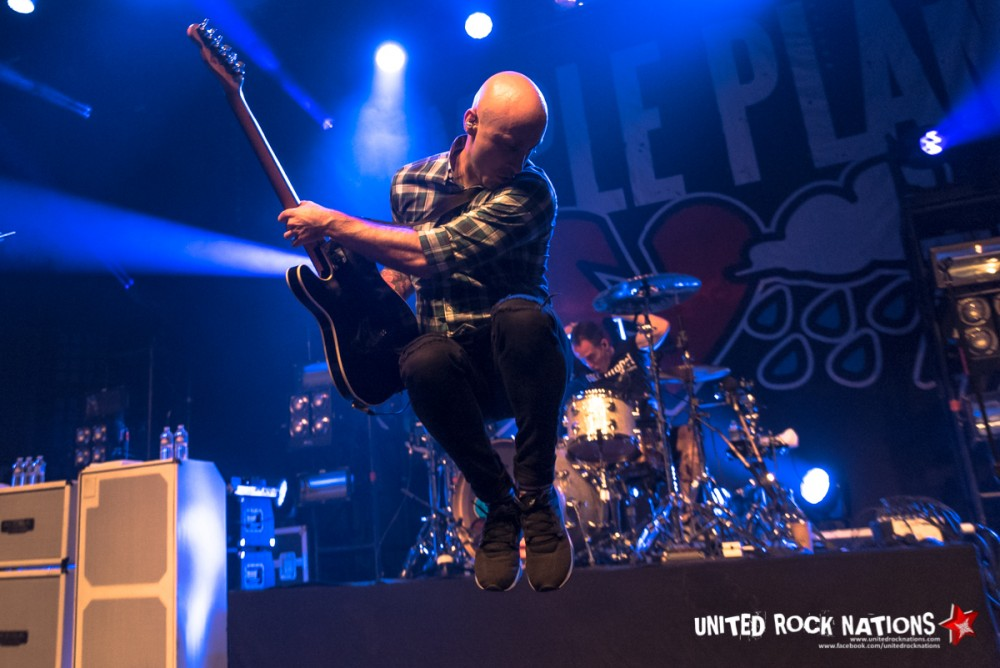 Report Simple Plan au Bataclan le 06/06/2017
