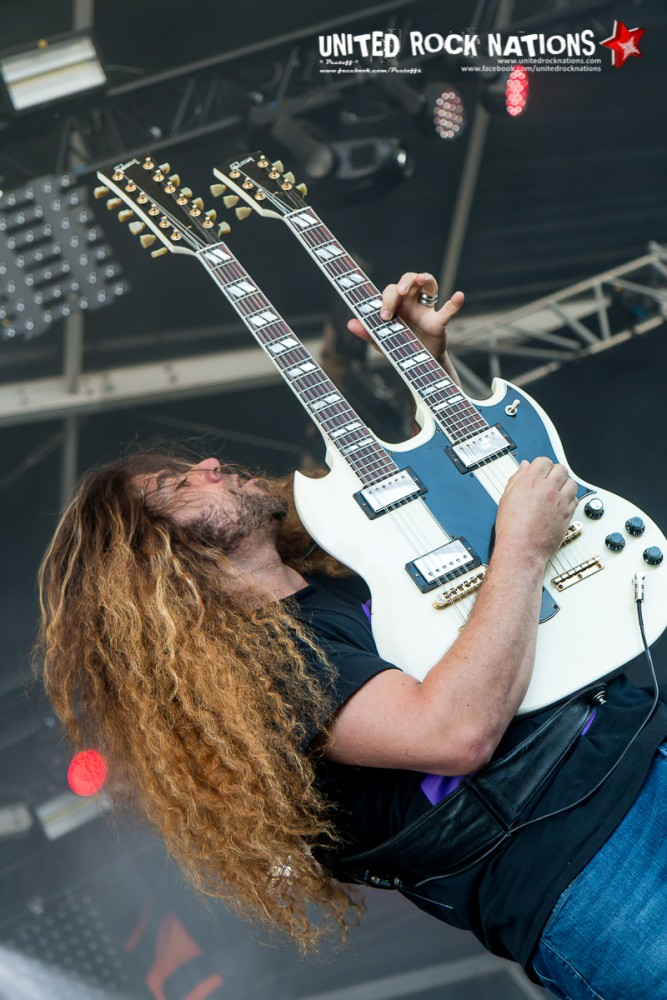 Portfolio COHEED AND CAMBRIA @ Download France Festival J-3!