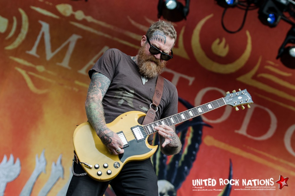 Portfolio MASTODON @ Download France Festival J-3!