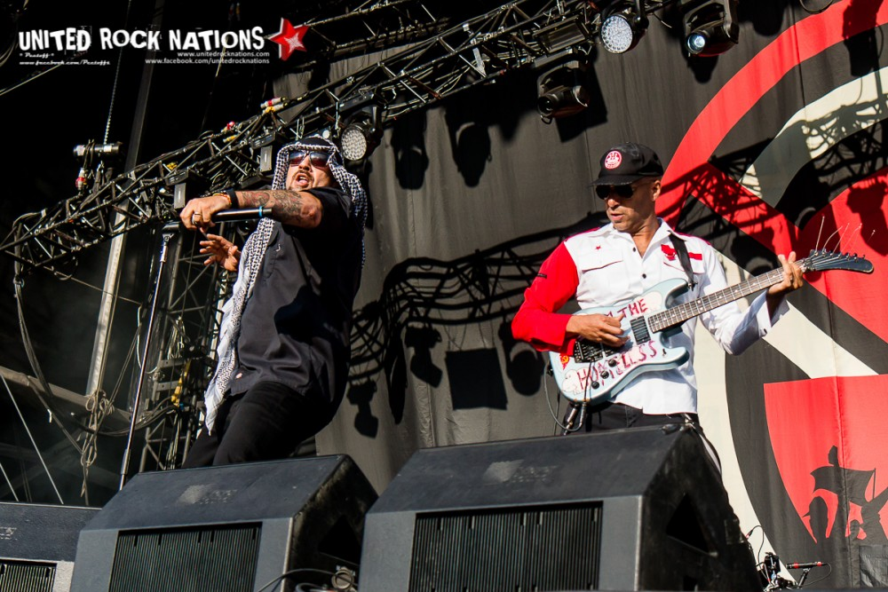 Portfolio PROPHETS OF RAGE @ Download France Festival J-3!