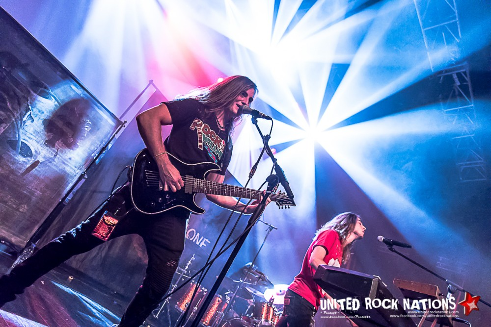 Report NEXT TO NONE @ le Trianon le 01/07/2017!