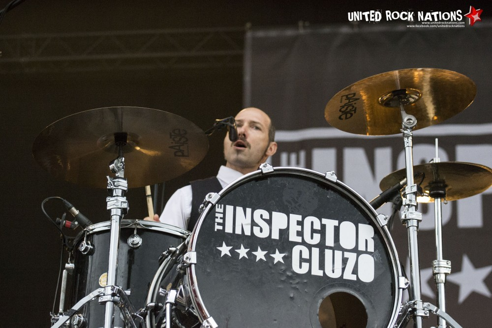 Report The Inspector Cluzo @MainSquareFestival le 30/06/17