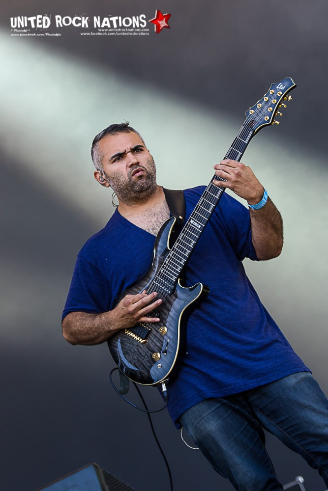 Report ANIMALS AS LEADERS @ HellFest 2017!