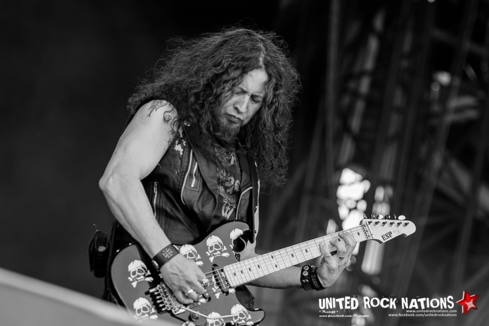 Report QUEENSRYCHE @ HellFest 2017!