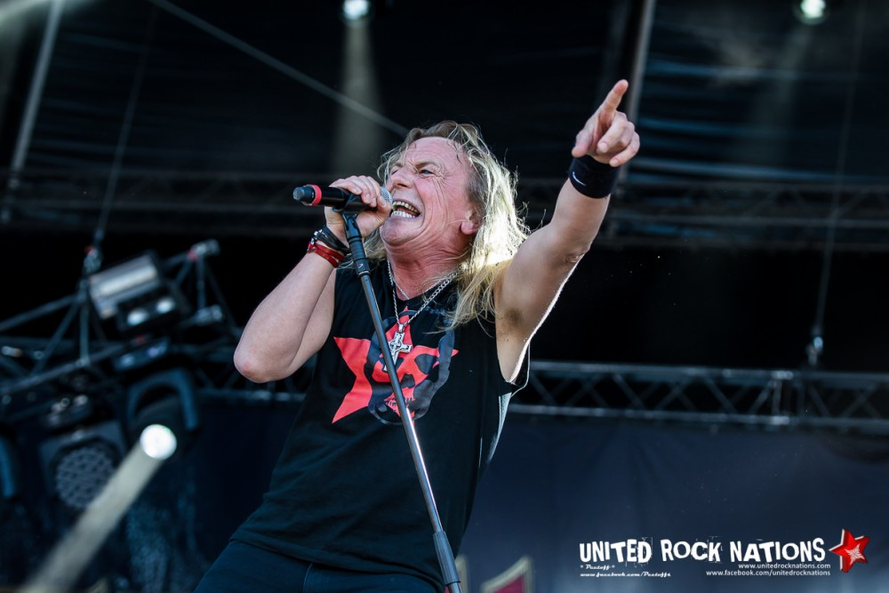 Report PRETTY MAIDS @ HellFest 2017 !