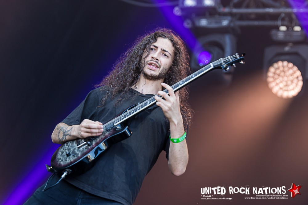 Report SHVPES @ HellFest 2017 !