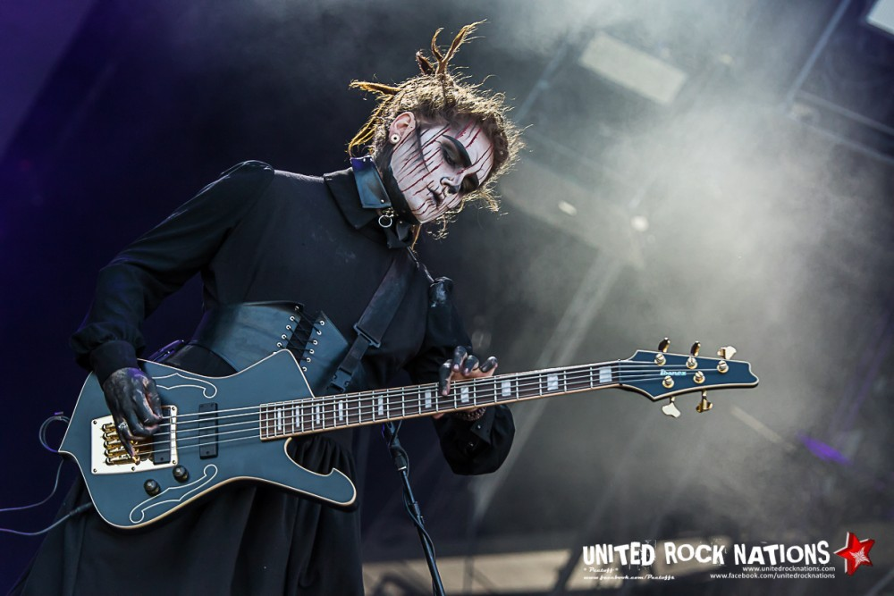 Report MOTIONLESS IN WHITE @ HellFest 2017 !