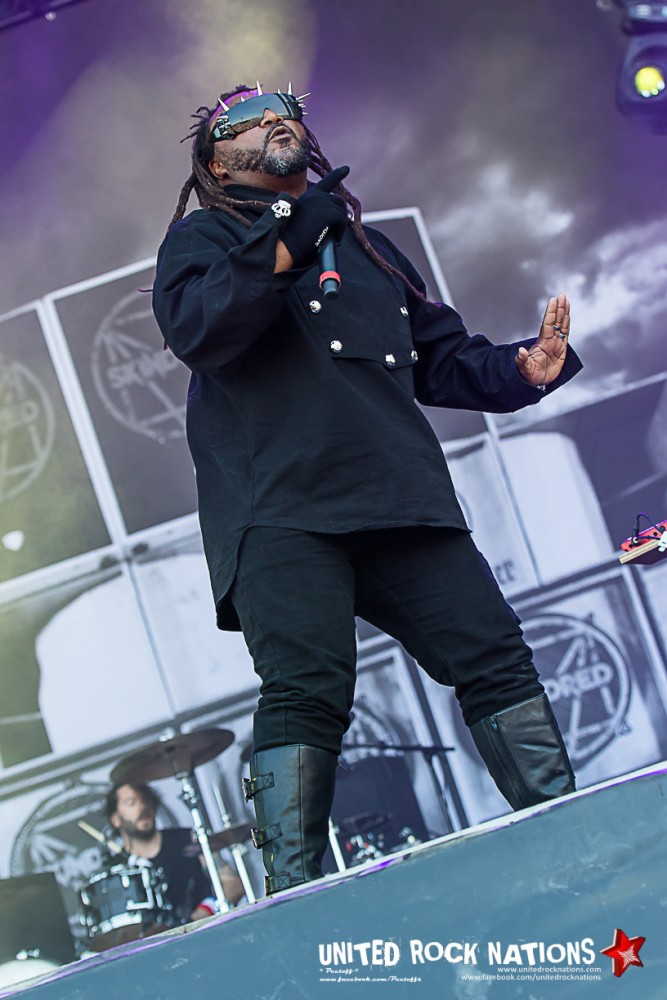Report SKINDRED @ HellFest 2017 !