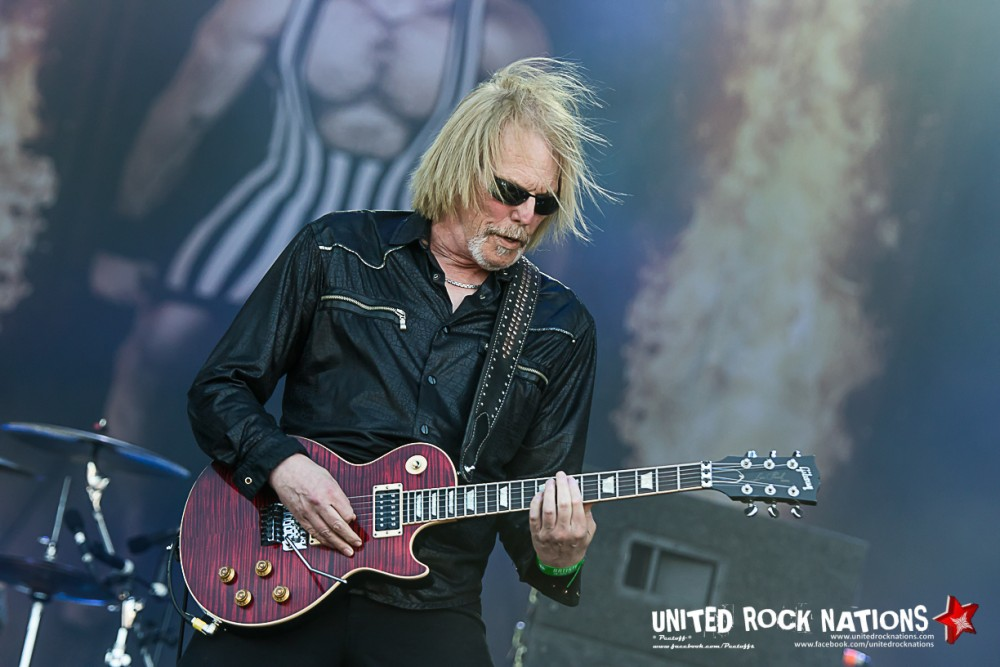 Report BLACK STAR RIDERS @ HellFest 2017 !