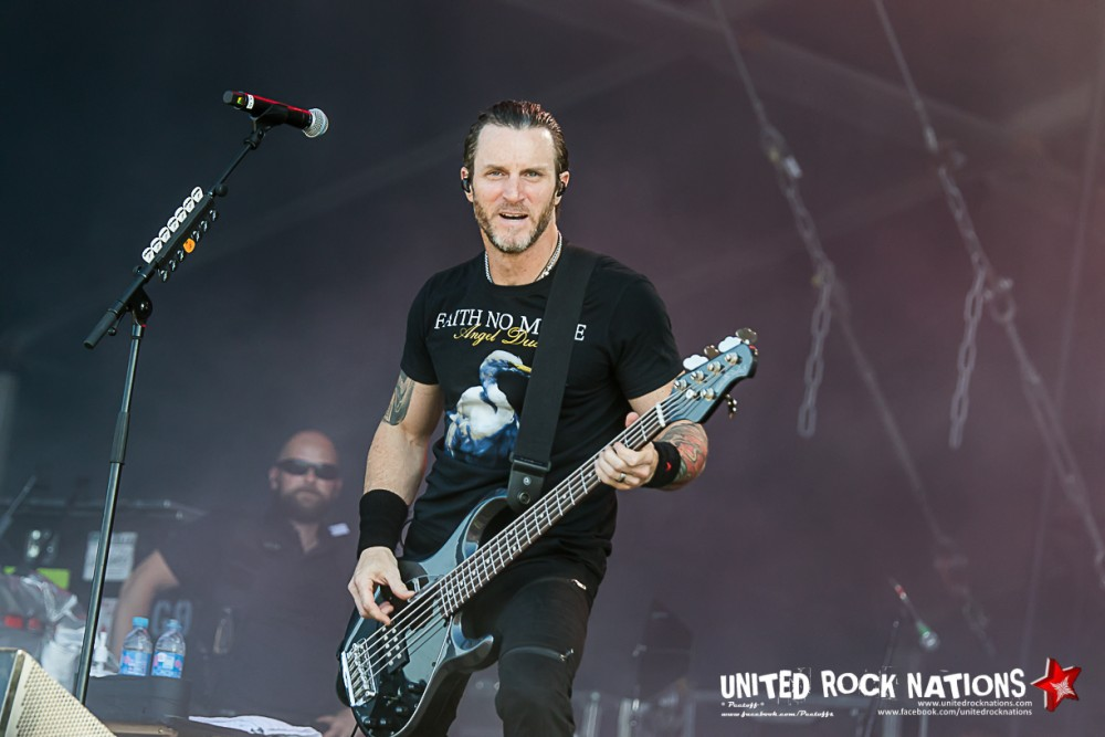 Report ALTER BRIDGE @ HellFest 2017 !