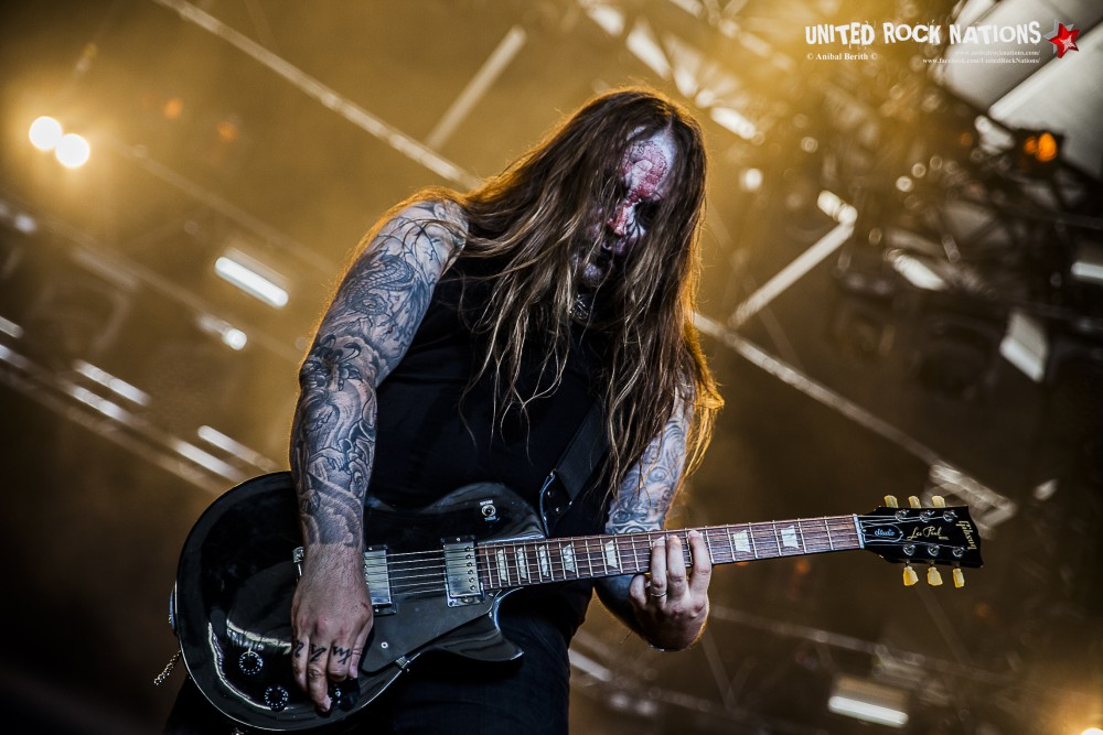TRUE BLACK DAWN@Hellfest 2017