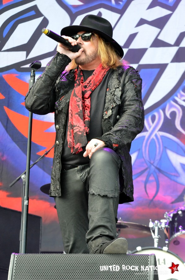 Portefolio Dokken Head le 15/07/2017 au Bang Your Head Festival